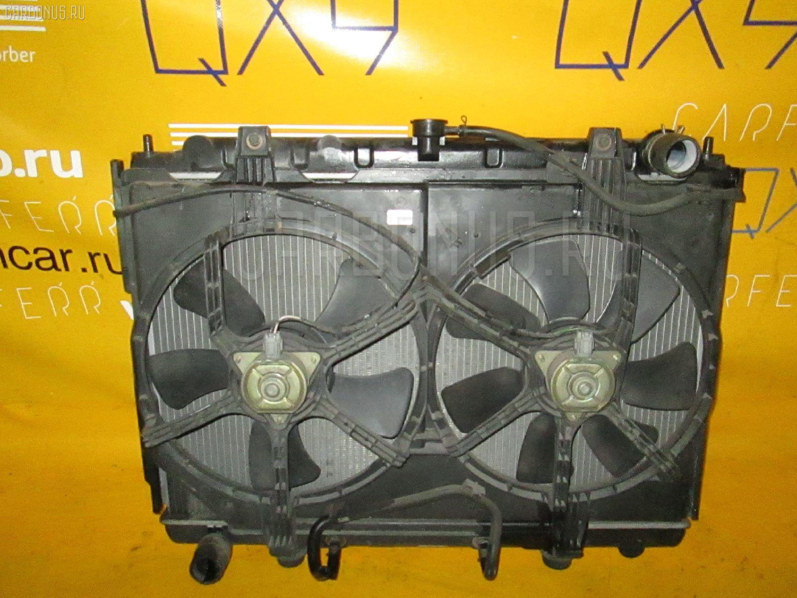 Радиатор ДВС NISSAN RNESSA N30 SR20DE Фото 2