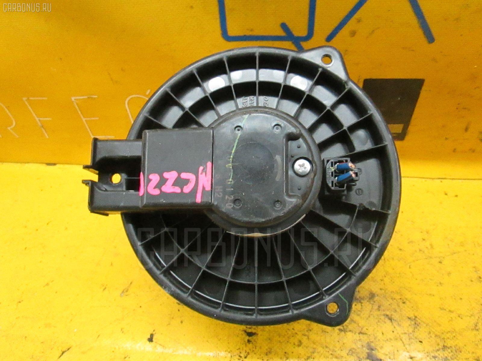 Мотор печки TOYOTA RAUM NCZ20 Фото 3