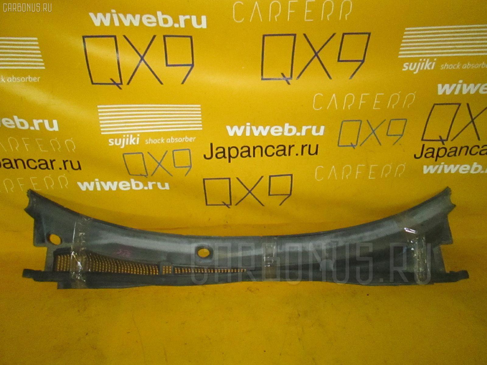 Решетка под лобовое стекло SUBARU LEGACY BL5. Фото 2