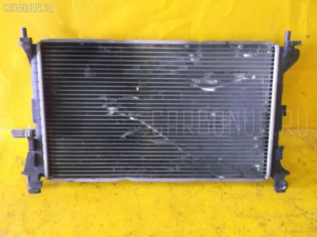 Радиатор ДВС FORD FOCUS WF0FYD FYDB Фото 2