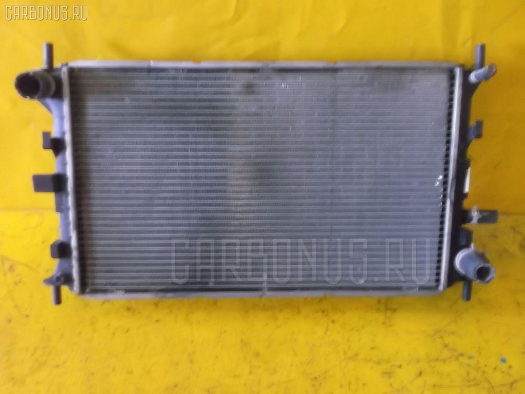 Радиатор ДВС FORD FOCUS WF0FYD FYDB Фото 3