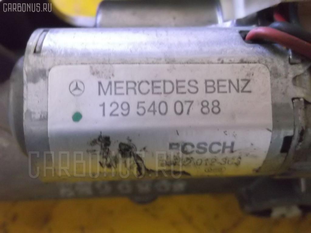 Рулевая колонка MERCEDES-BENZ E-CLASS W210.055. Фото 2