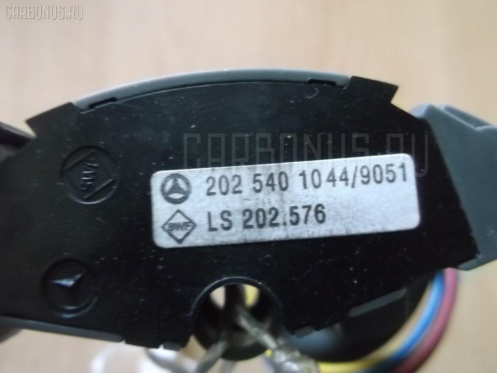 Переключатель поворотов MERCEDES-BENZ E-CLASS W210.055 Фото 3
