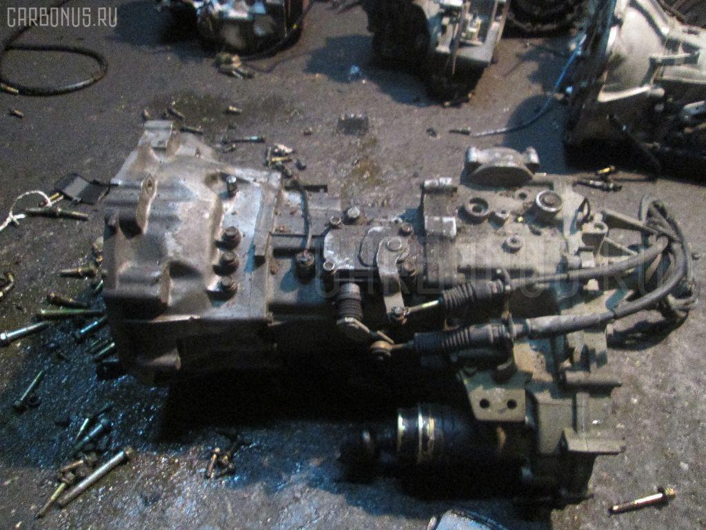 КПП механическая Daihatsu Terios kid J111G EF-DEM Фото 1