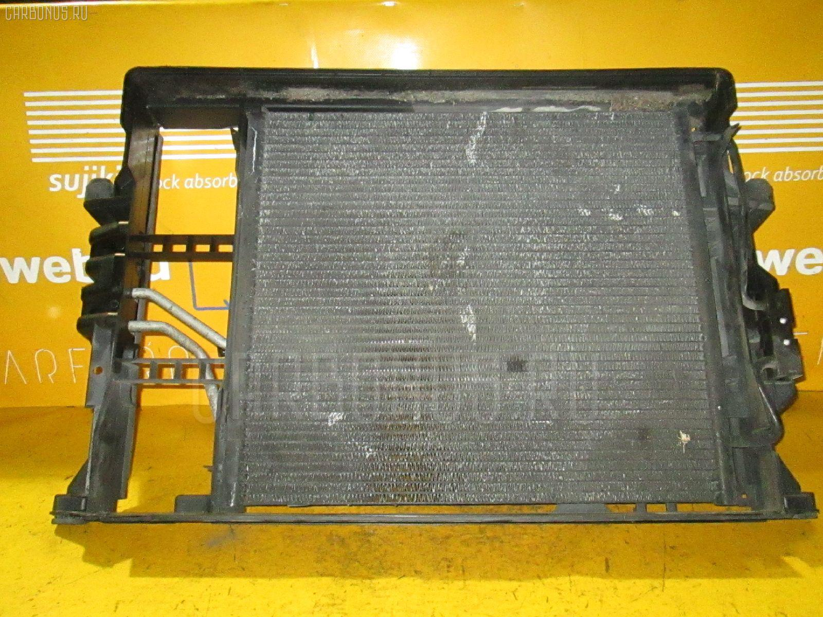 Радиатор кондиционера BMW 7-SERIES E38-GG41 M62-358S2 Фото 1