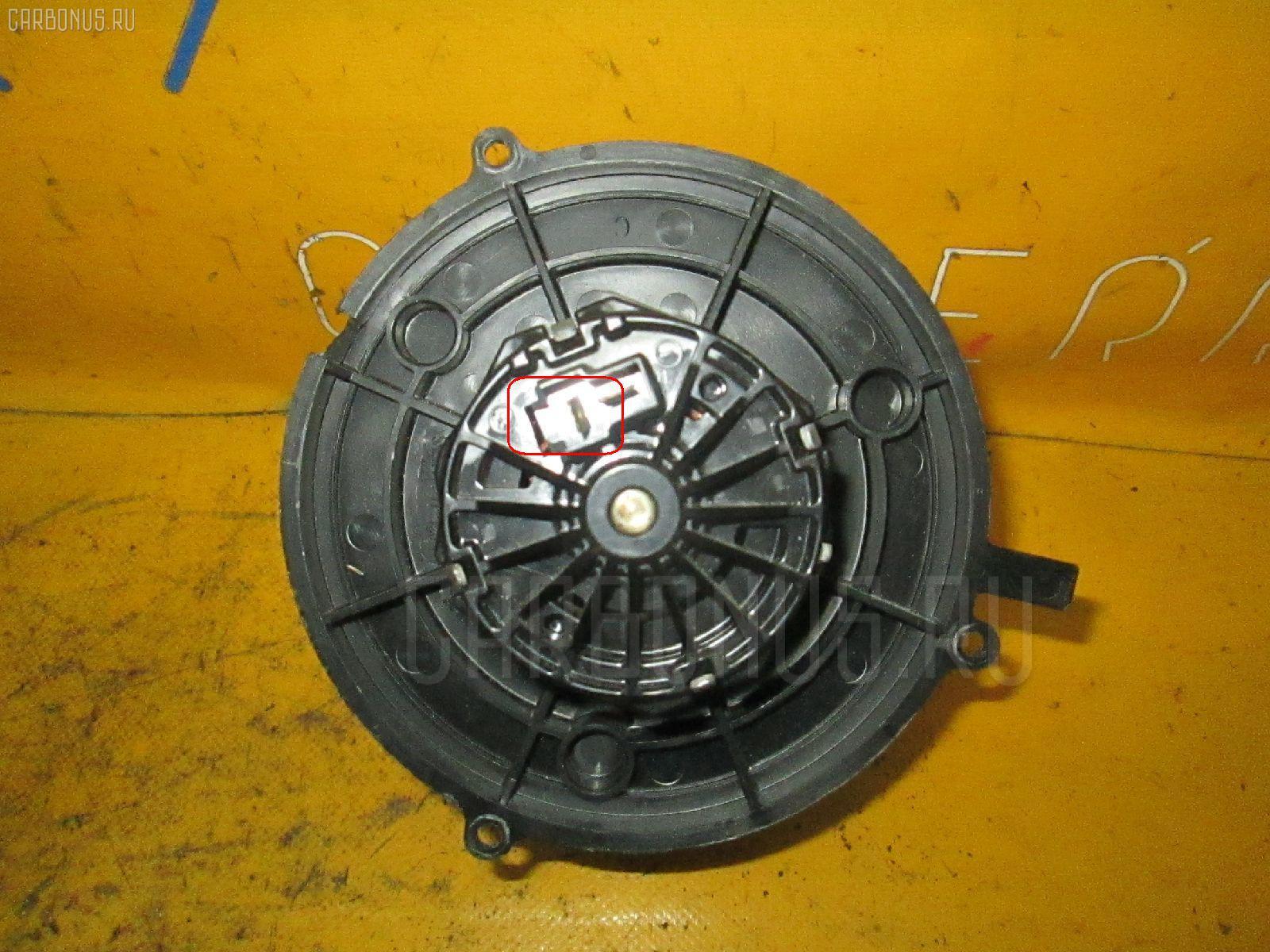 Мотор печки MITSUBISHI PAJERO MINI H58A Фото 2