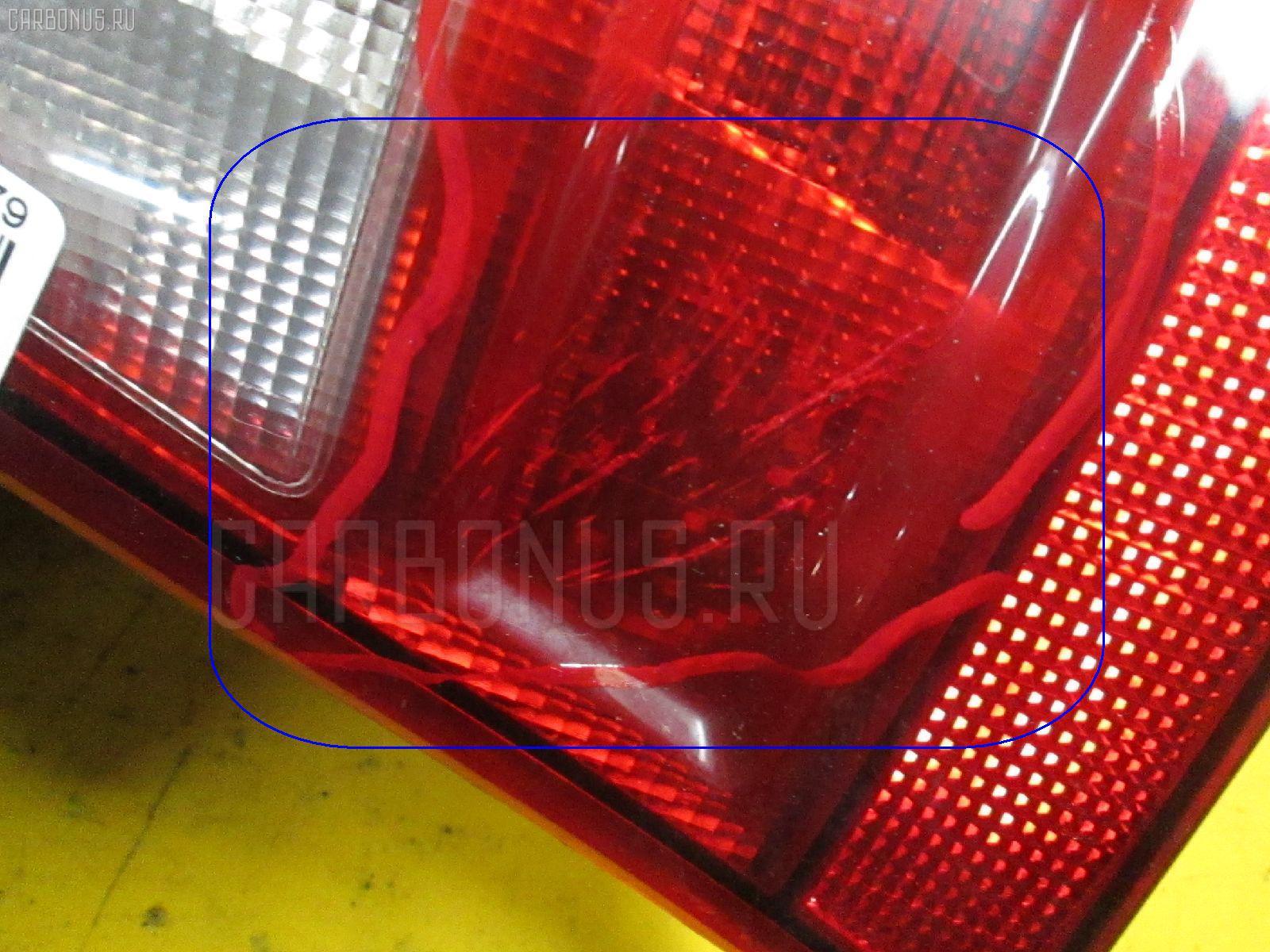 Стоп Mercedes-benz A-class W168.033 Фото 1