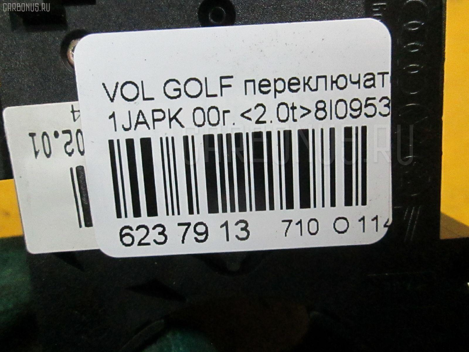 Переключатель поворотов VOLKSWAGEN GOLF IV 1JAPK Фото 3