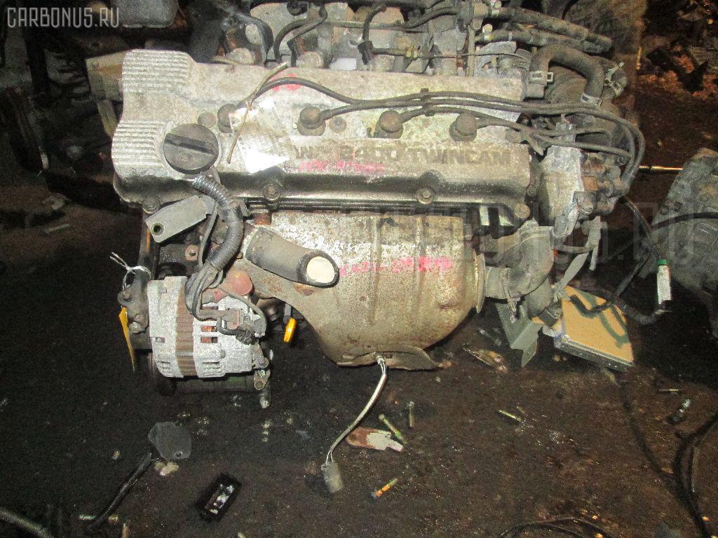 Двигатель NISSAN BASSARA JU30 KA24DE Фото 1