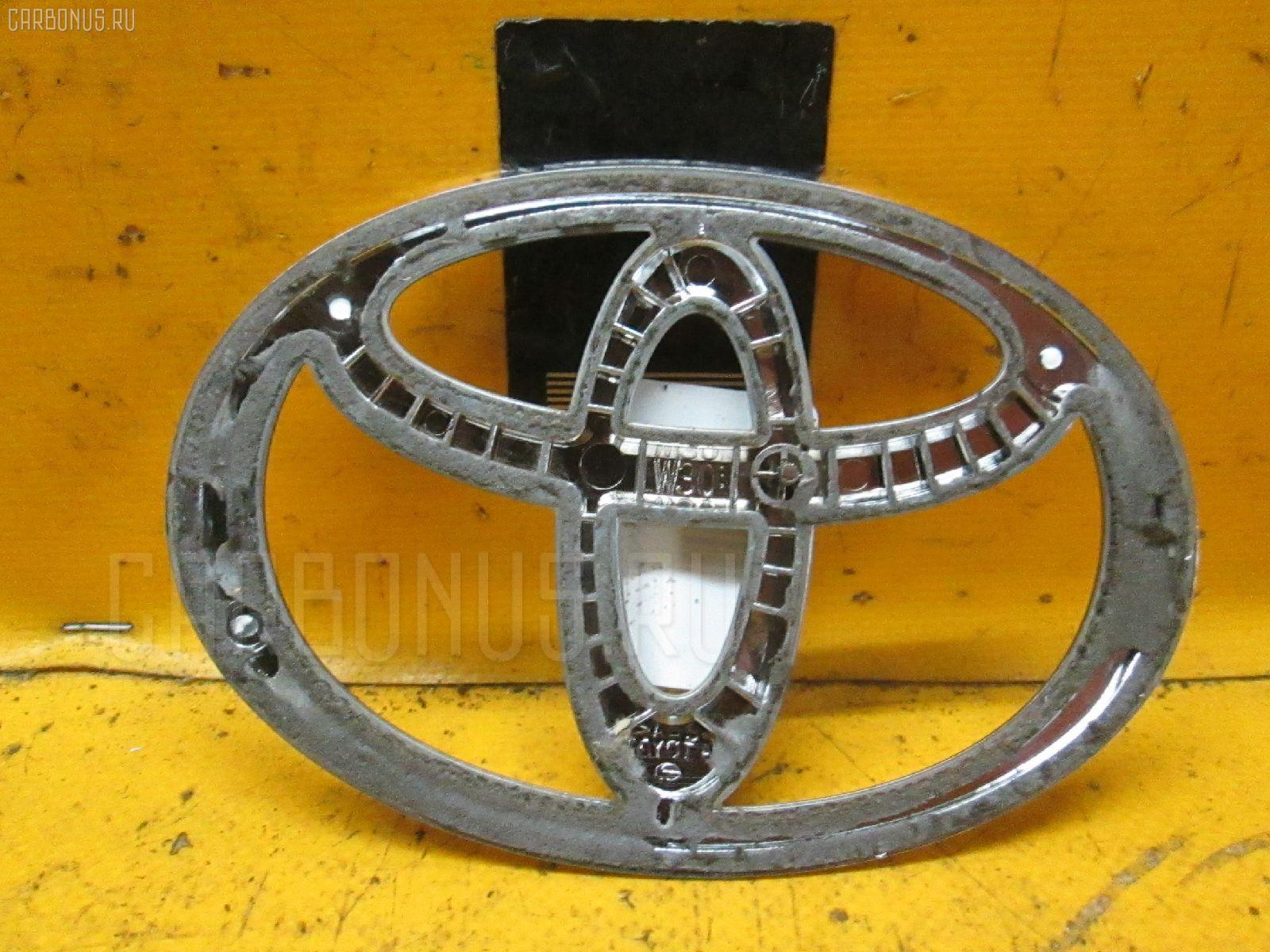 Эмблема TOYOTA Фото 2