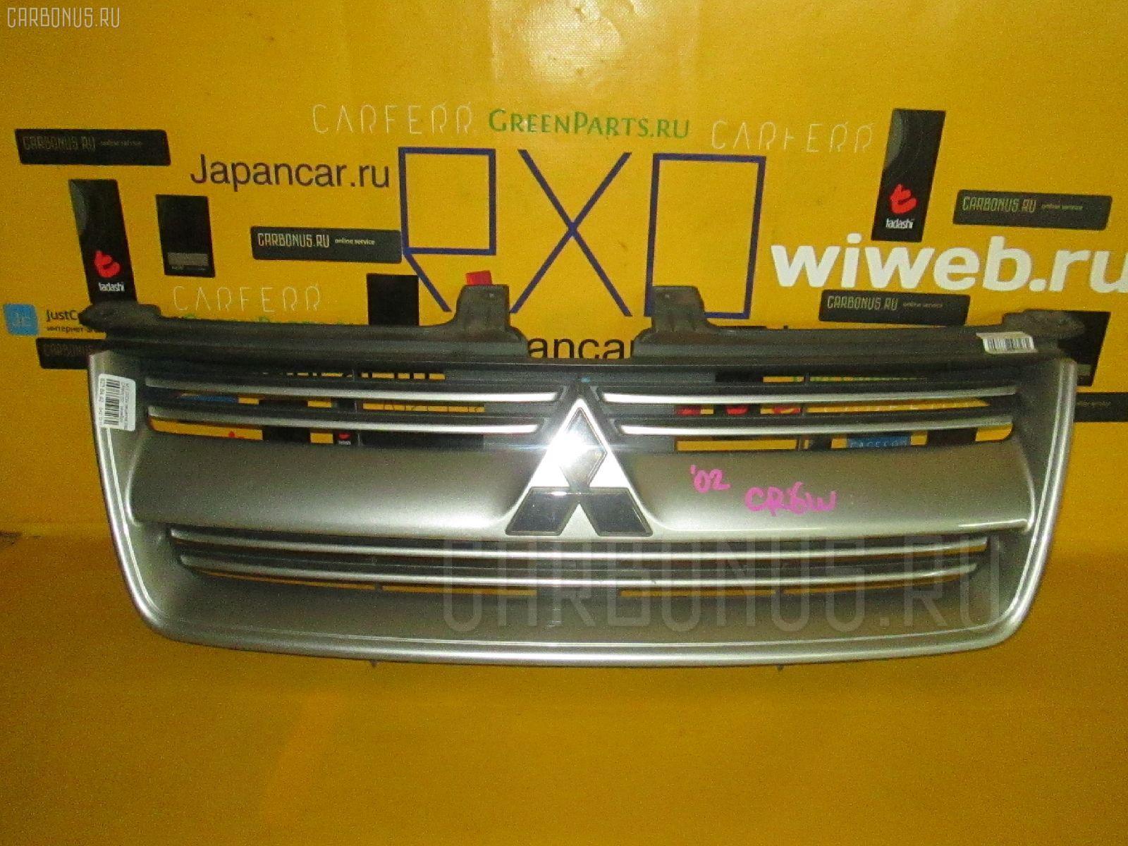 Решетка радиатора MITSUBISHI DION CR6W. Фото 9