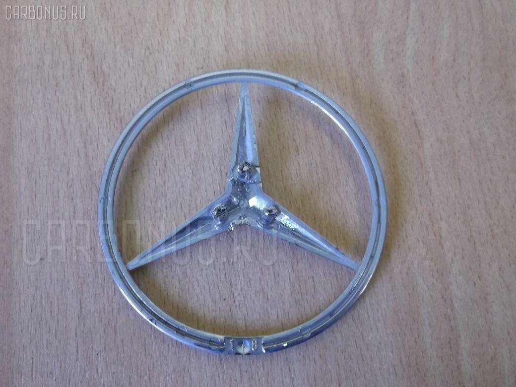 Эмблема R MERCEDES-BENZ E-CLASS W211.056 2006.10 A2117580058 2WD 4D Фото 1