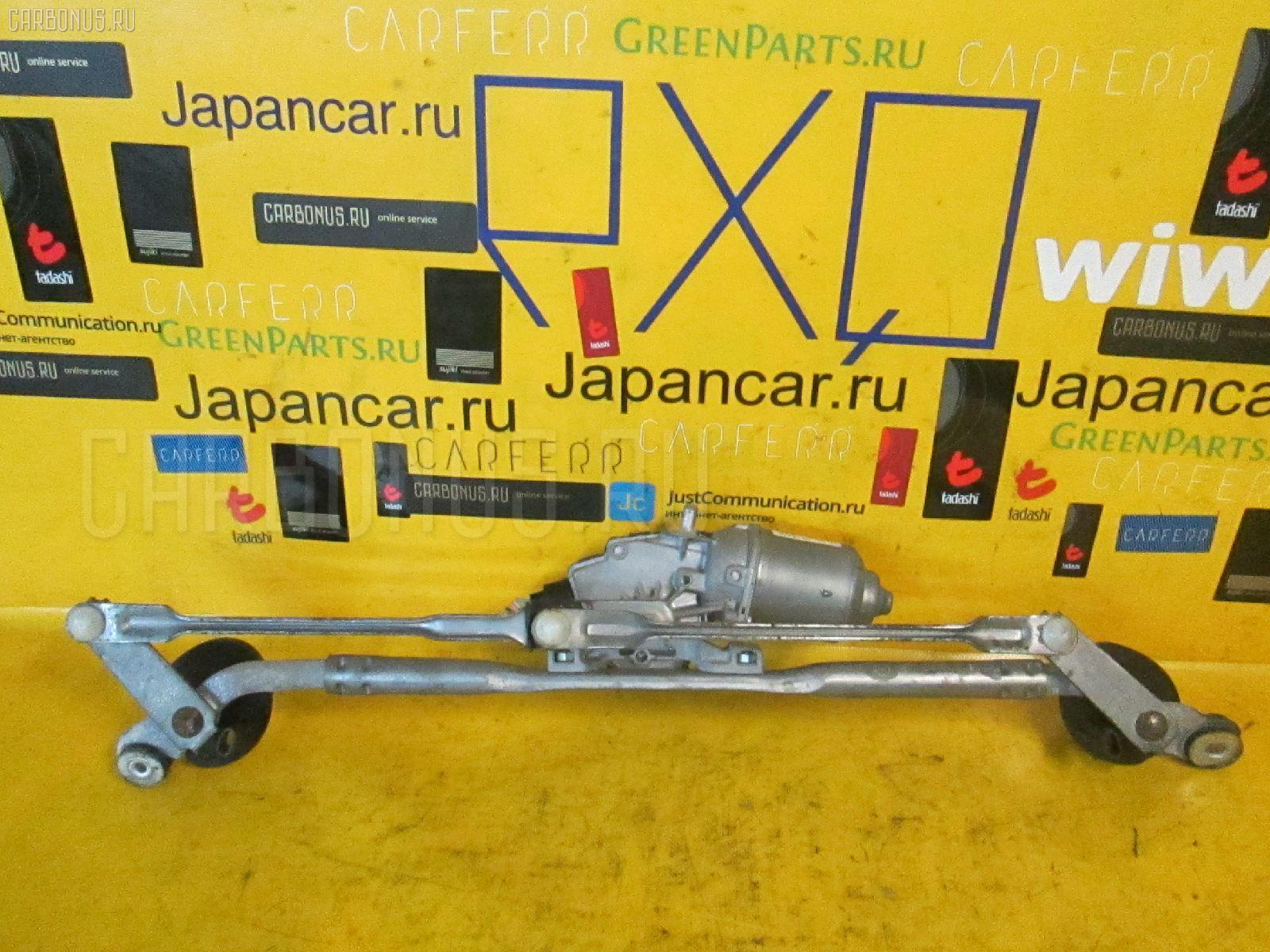 Мотор привода дворников TOYOTA SIENTA NCP81G Фото 2