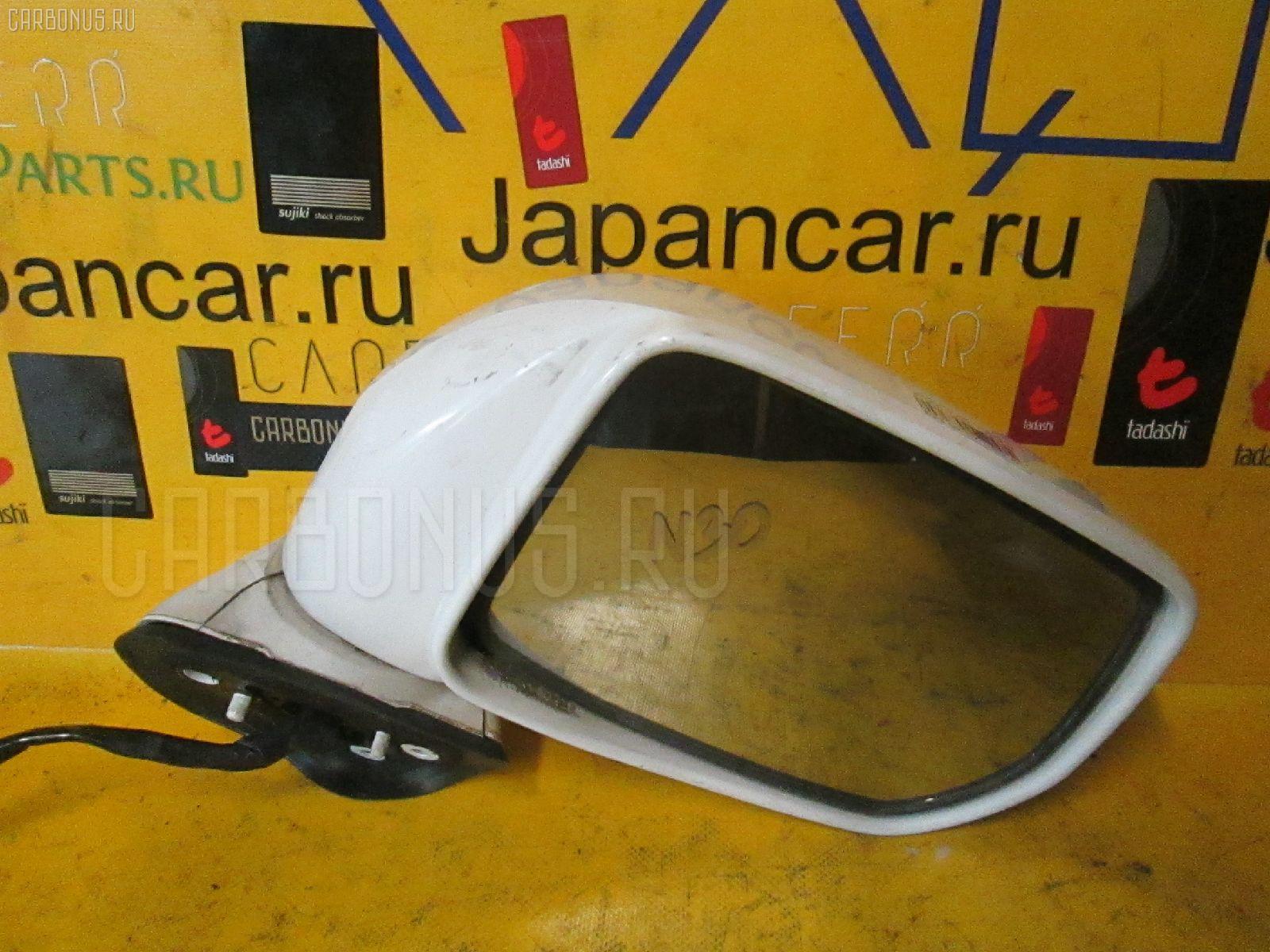 Зеркало двери боковой NISSAN RNESSA N30 Фото 2