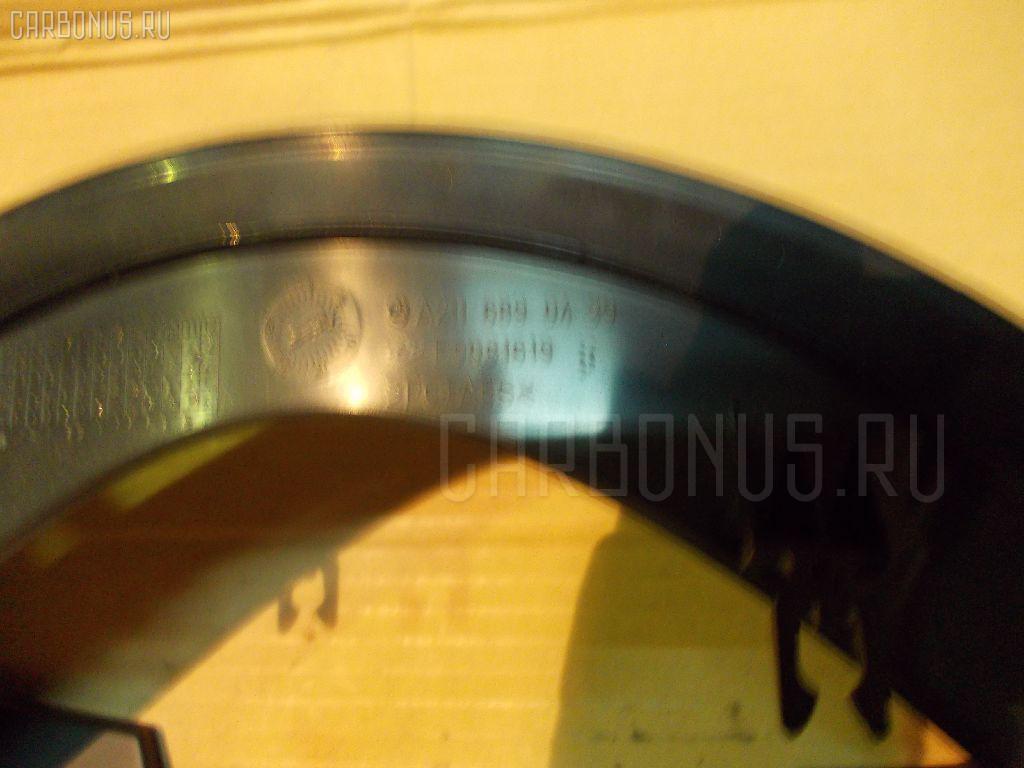 Консоль спидометра MERCEDES-BENZ E-CLASS W211.056 Фото 3