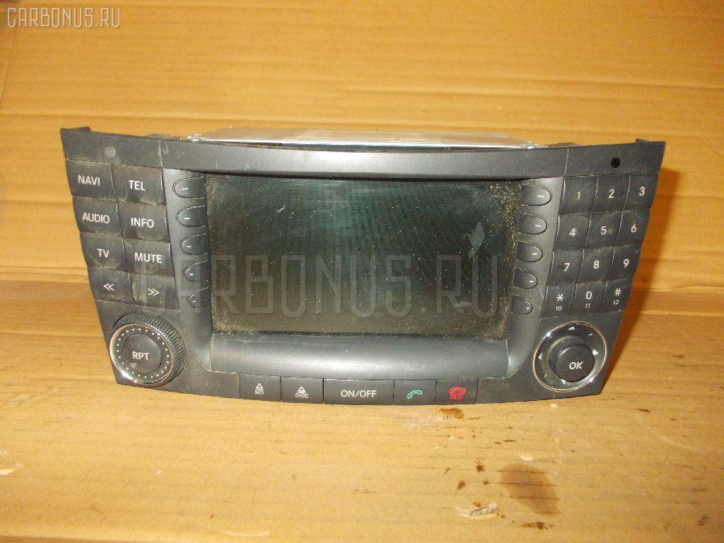 Автомагнитофон MERCEDES-BENZ E-CLASS W211.056 Фото 1