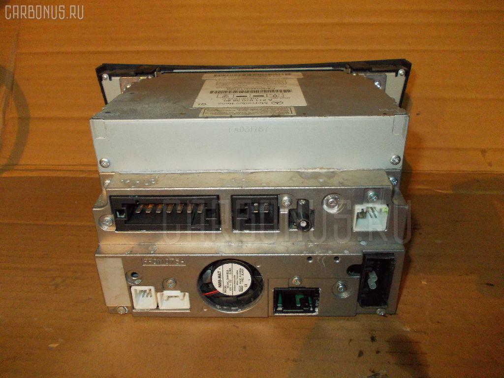 Автомагнитофон MERCEDES-BENZ E-CLASS W211.056 Фото 2