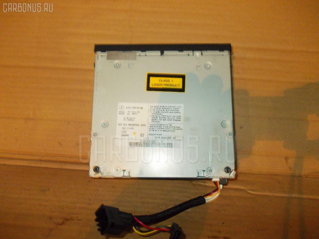 CD-чейнджер MERCEDES-BENZ E-CLASS W211.056 Фото 3