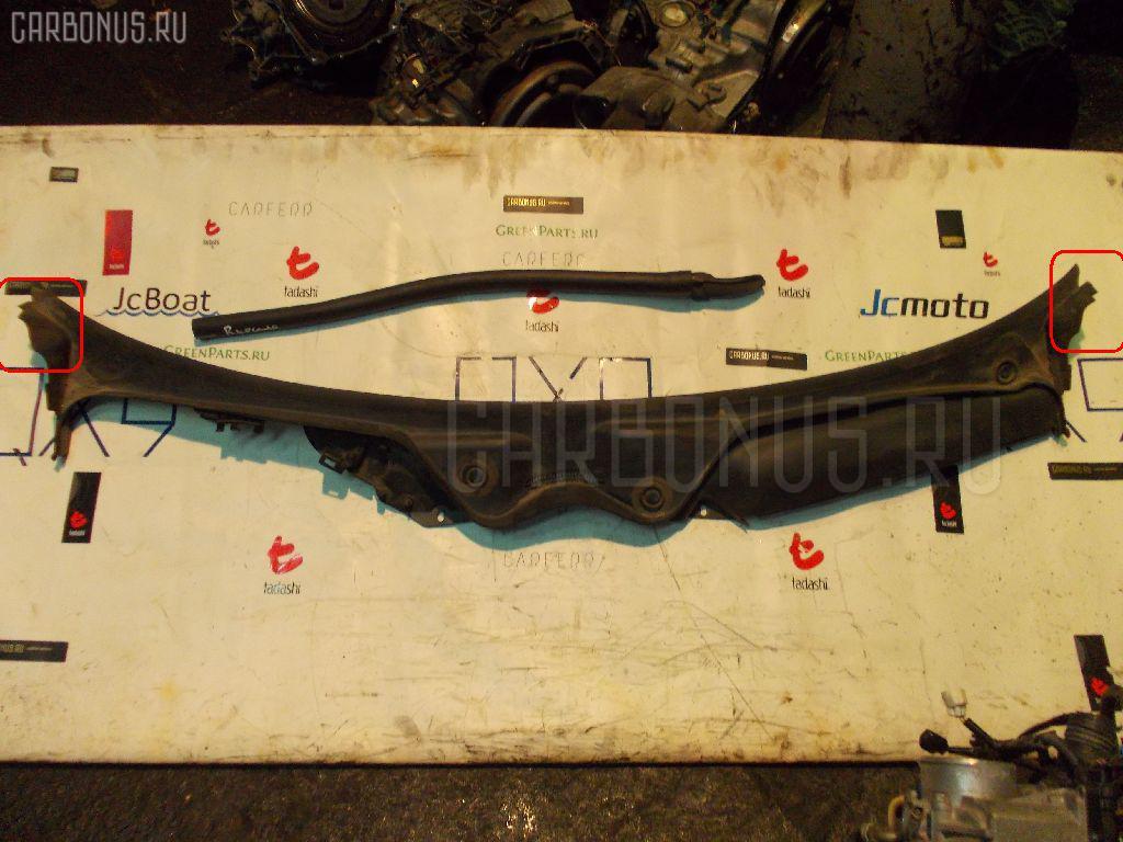 Решетка под лобовое стекло MERCEDES-BENZ E-CLASS W211.056 Фото 4