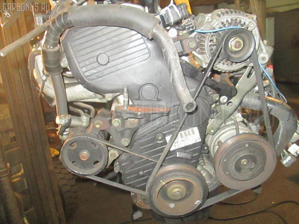 Двигатель TOYOTA CARINA ED ST200 4S-FE. Фото 4