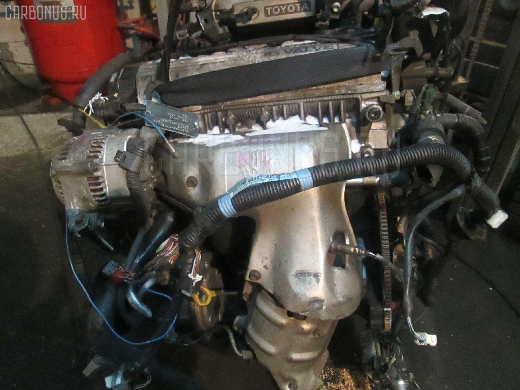 Двигатель TOYOTA CARINA ED ST200 4S-FE. Фото 7