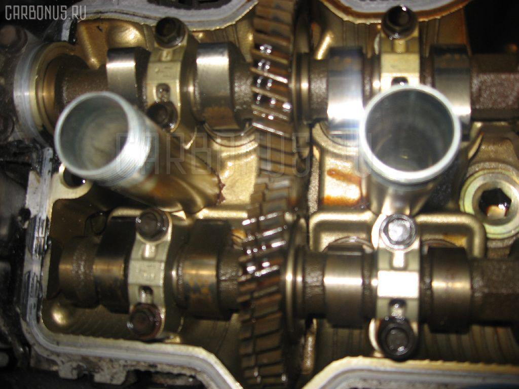 Двигатель TOYOTA CARINA ED ST200 4S-FE. Фото 3