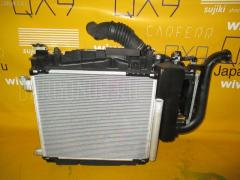 Радиатор ДВС TOYOTA IQ KGJ10 1KR-FE Фото 2