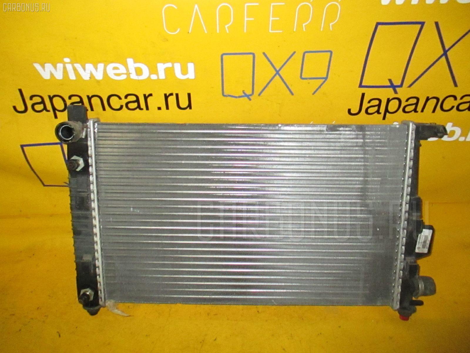 Радиатор ДВС MERCEDES-BENZ A-CLASS W168.133 166.960. Фото 11