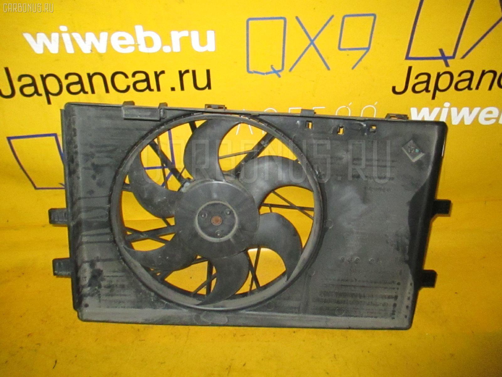 Вентилятор радиатора ДВС MERCEDES-BENZ A-CLASS W168.033 166.960. Фото 6