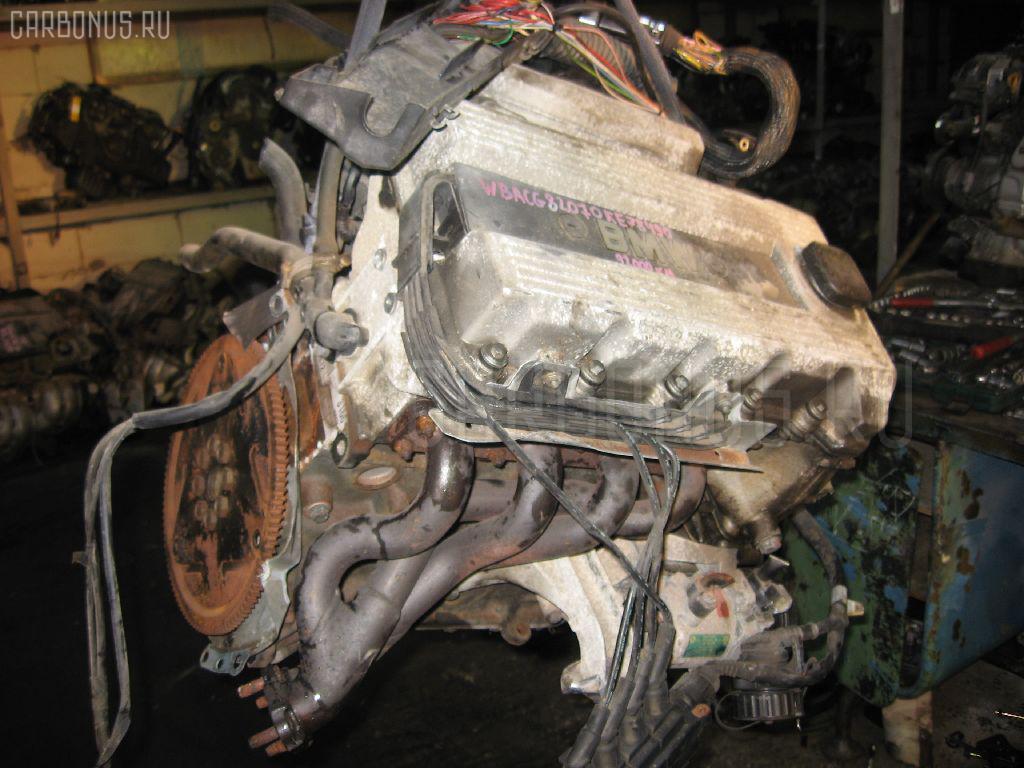 Двигатель BMW 3-SERIES E36-CG19 M44-194S1. Фото 10