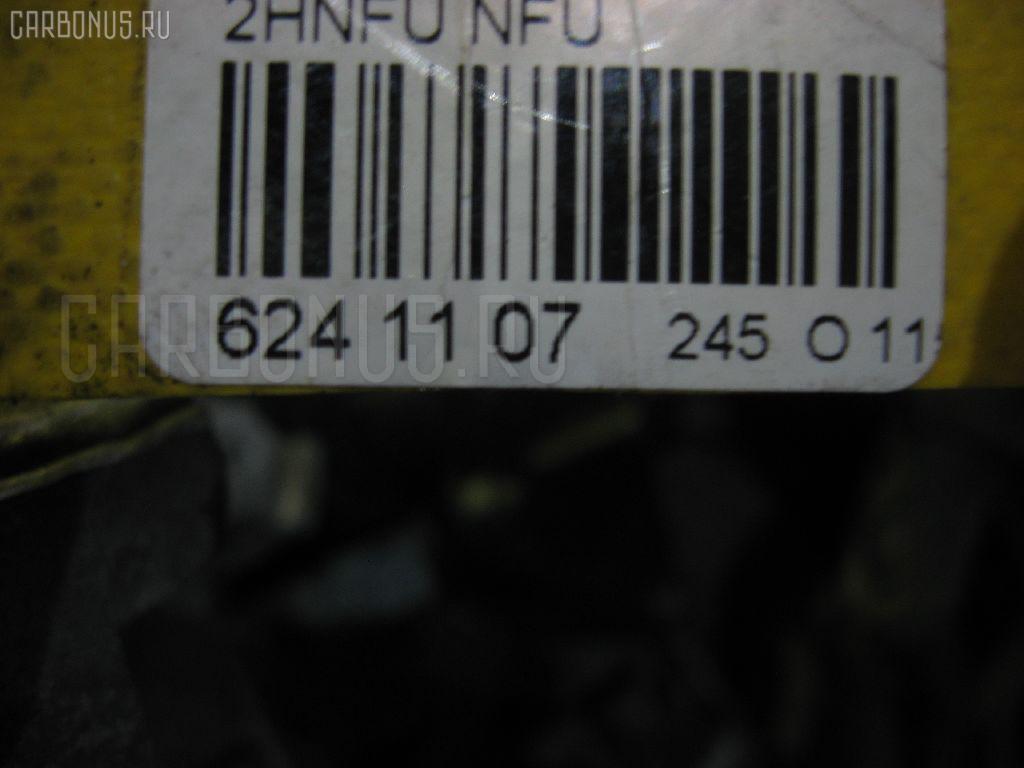 КПП механическая PEUGEOT 206 2HNFU NFU-TU5JP4 Фото 7