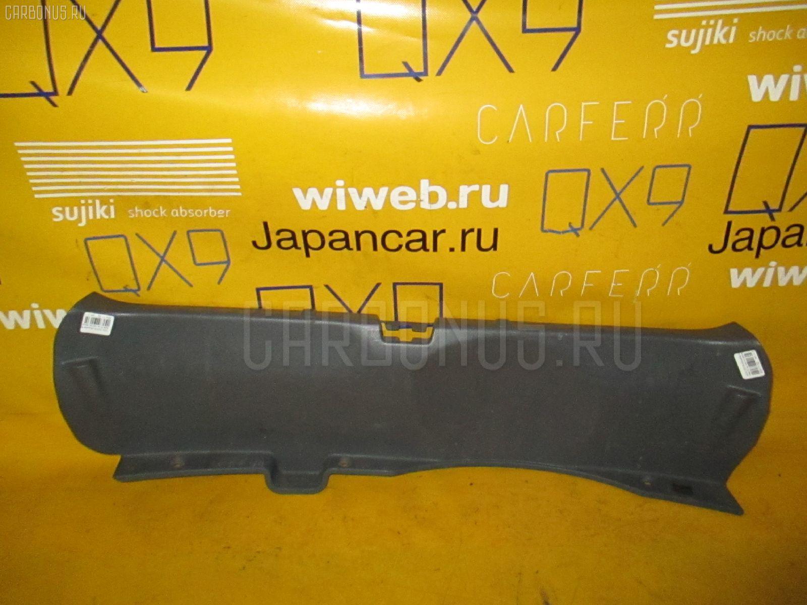 Обшивка багажника HONDA ODYSSEY RA6. Фото 2
