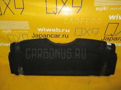 Шторка багажника PEUGEOT 206 2HNFU Фото 1