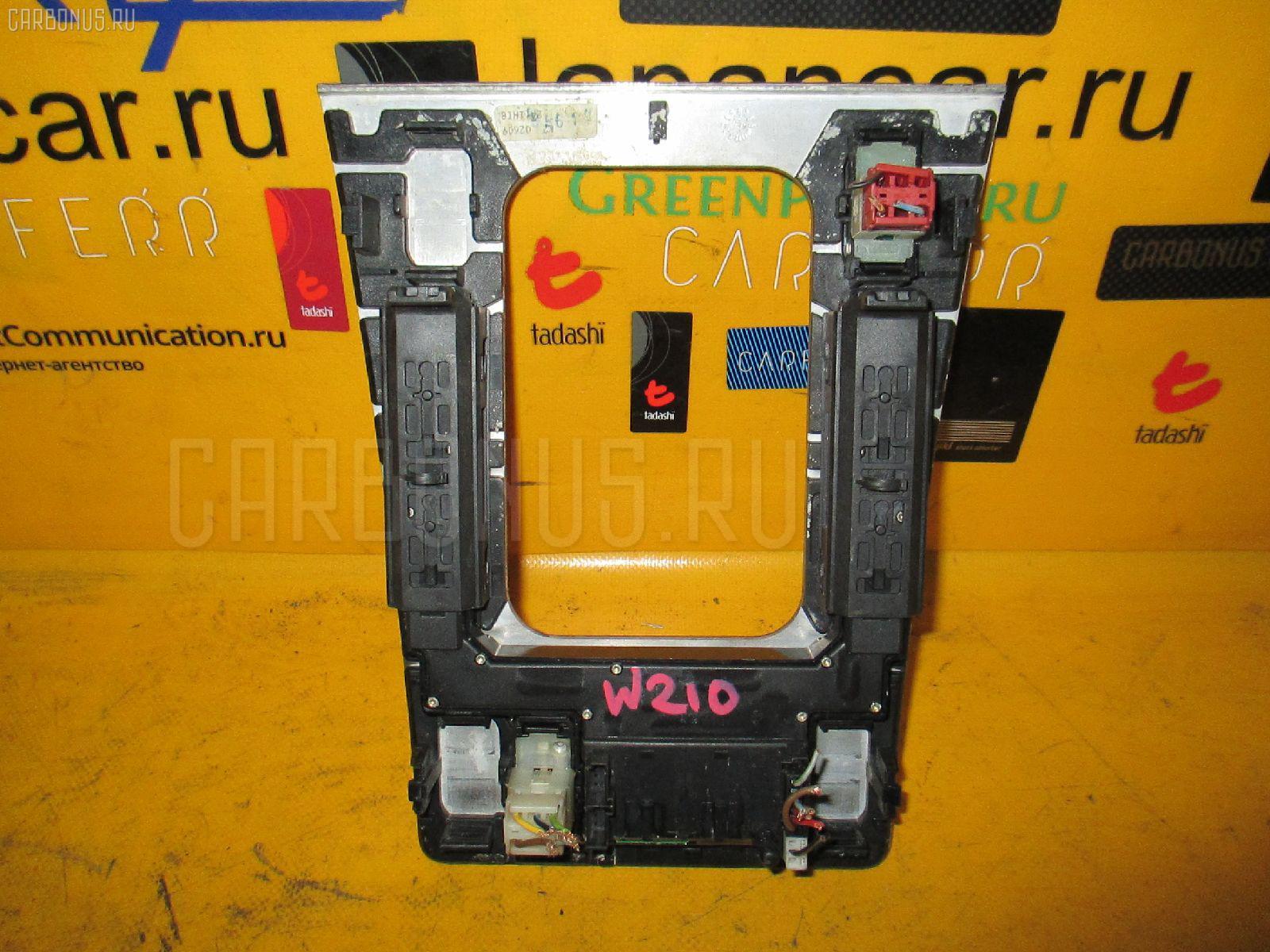 Блок упр-я стеклоподъемниками MERCEDES-BENZ E-CLASS STATION WAGON S210.261 Фото 1