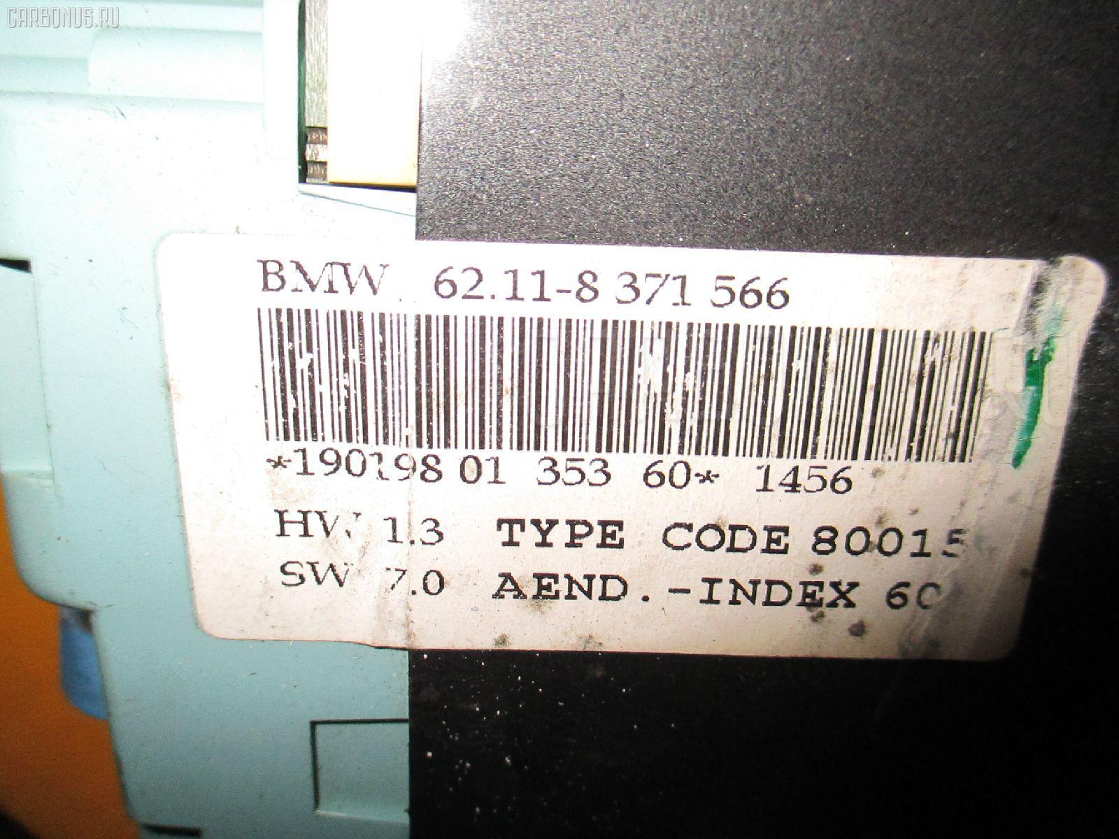 Спидометр BMW 3-SERIES E36-CG19 M44-194S1 Фото 1
