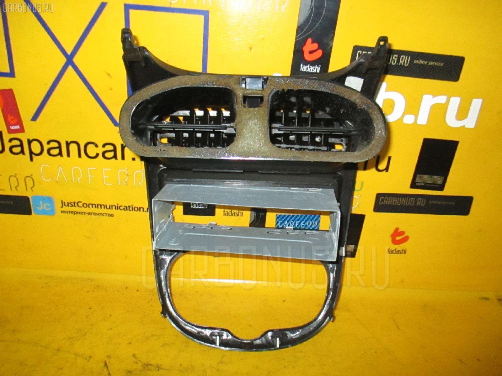 Консоль магнитофона PEUGEOT 206 2HNFU Фото 1