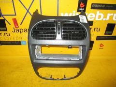 Консоль магнитофона PEUGEOT 206 2HNFU Фото 2