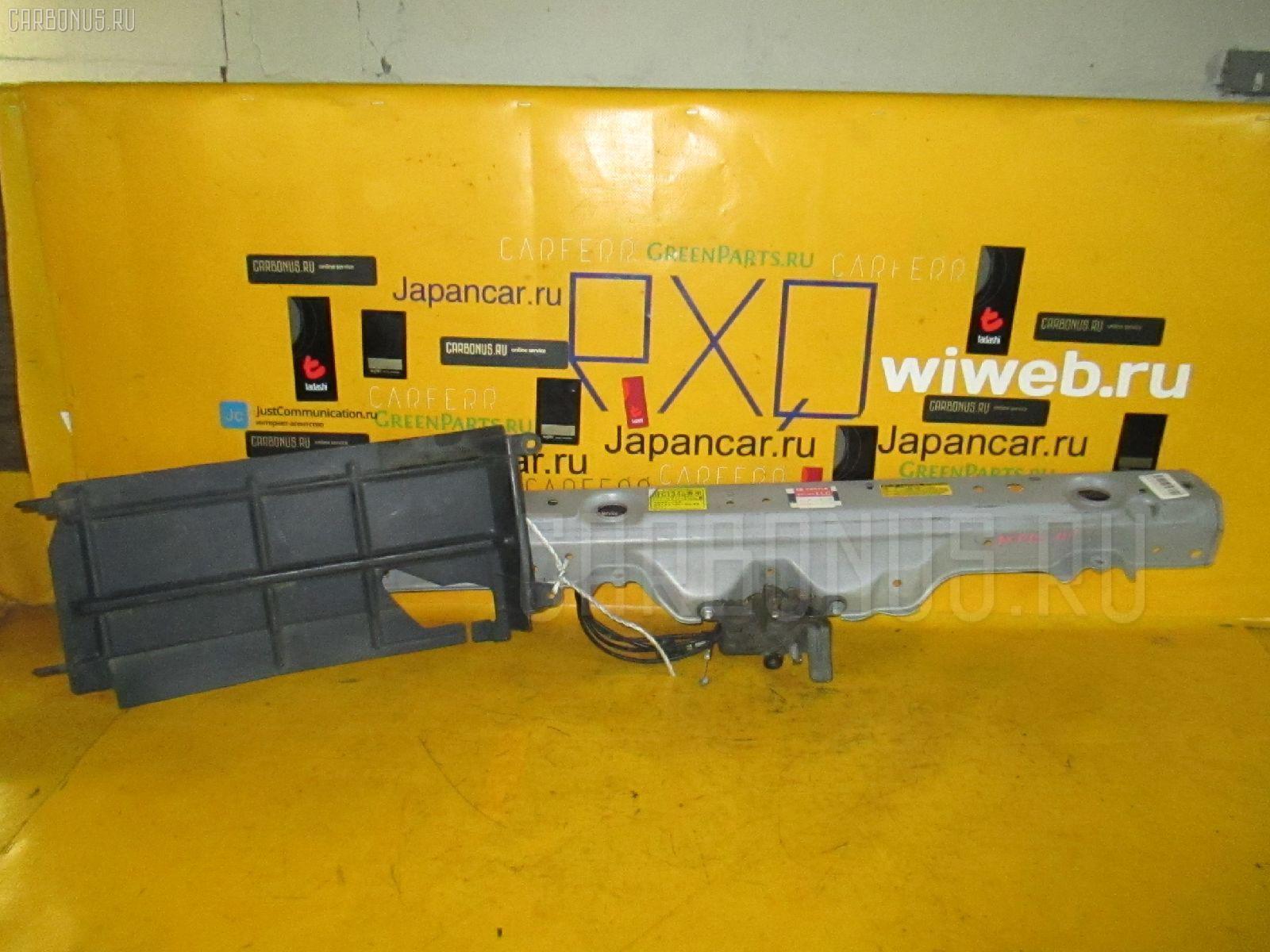 Планка телевизора TOYOTA VITZ SCP10 1SZ-FE. Фото 6