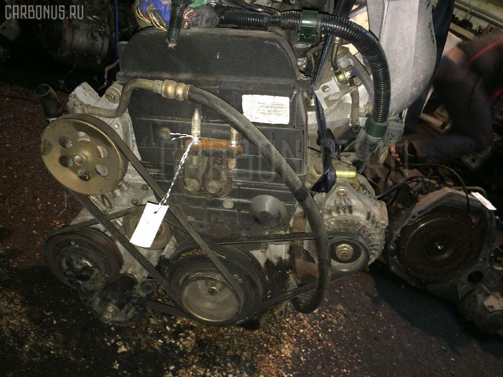 Двигатель HONDA S-MX RH2 B20B. Фото 2