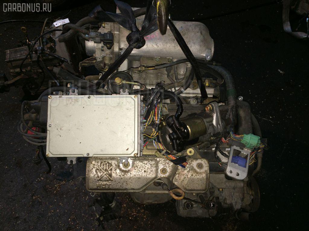 Двигатель HONDA S-MX RH2 B20B. Фото 3