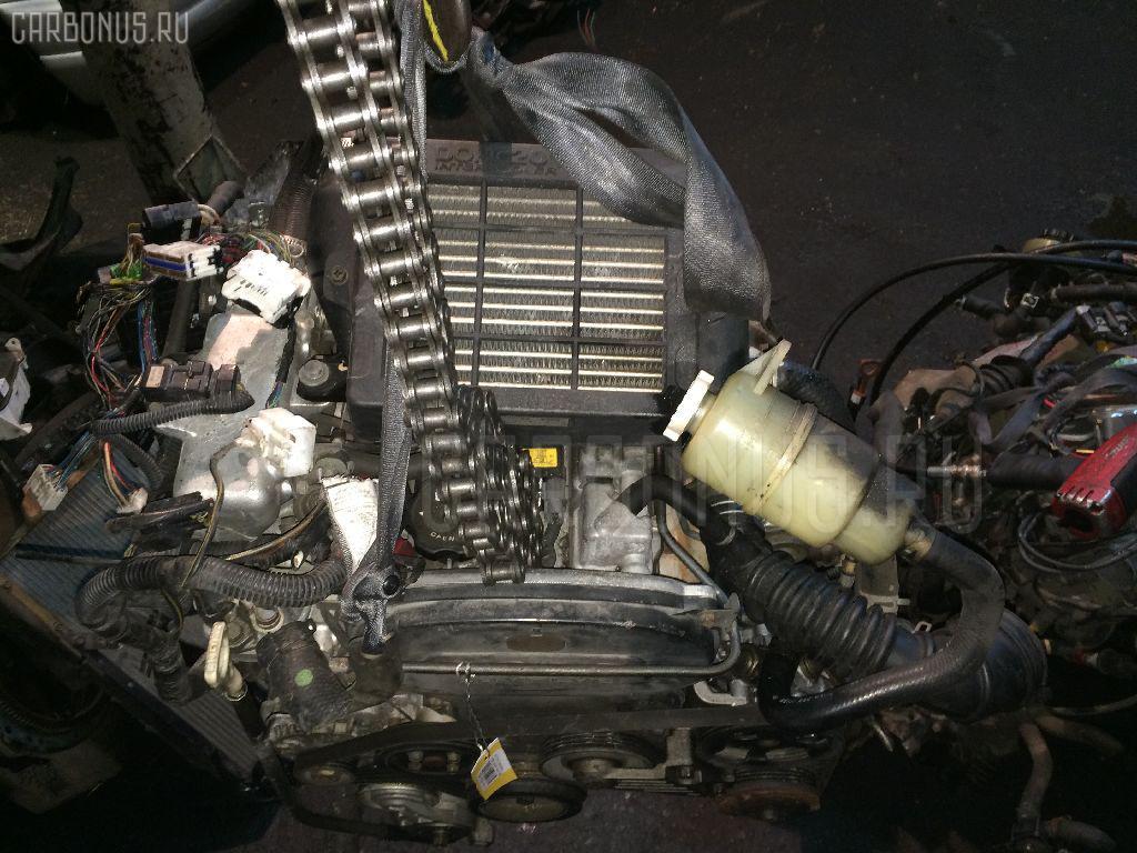 Двигатель MITSUBISHI PAJERO MINI H58A 4A30T Фото 2