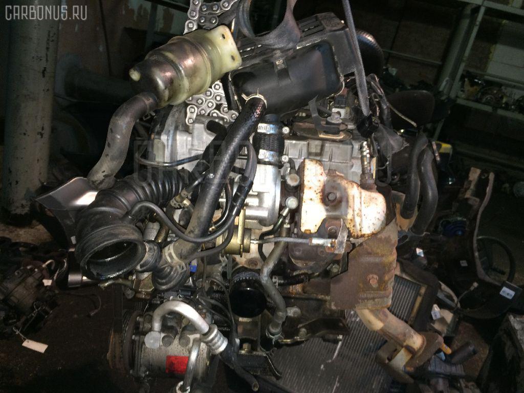 Двигатель MITSUBISHI PAJERO MINI H58A 4A30T Фото 3