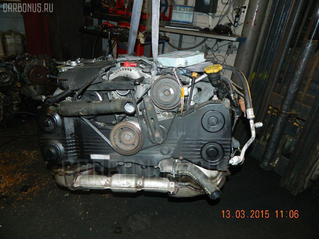 Двигатель SUBARU LEGACY B4 BE5 EJ206-TT. Фото 9