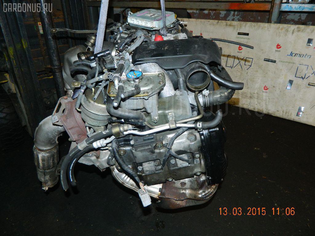 Двигатель SUBARU LEGACY B4 BE5 EJ206-TT. Фото 10