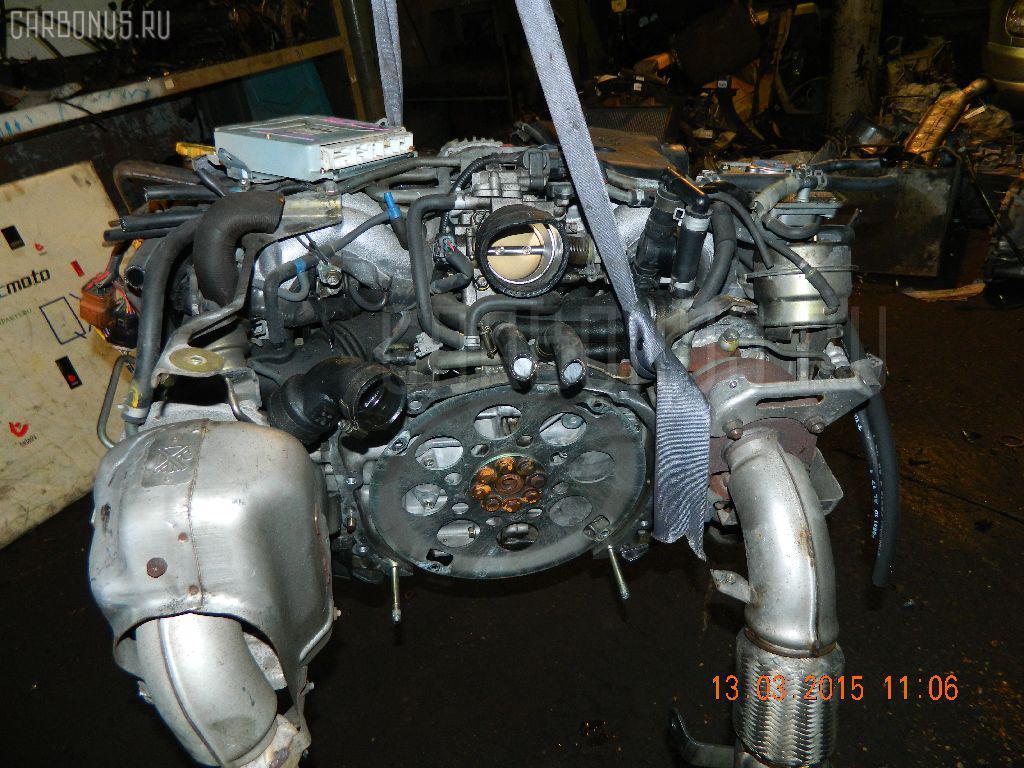 Двигатель SUBARU LEGACY B4 BE5 EJ206-TT. Фото 11