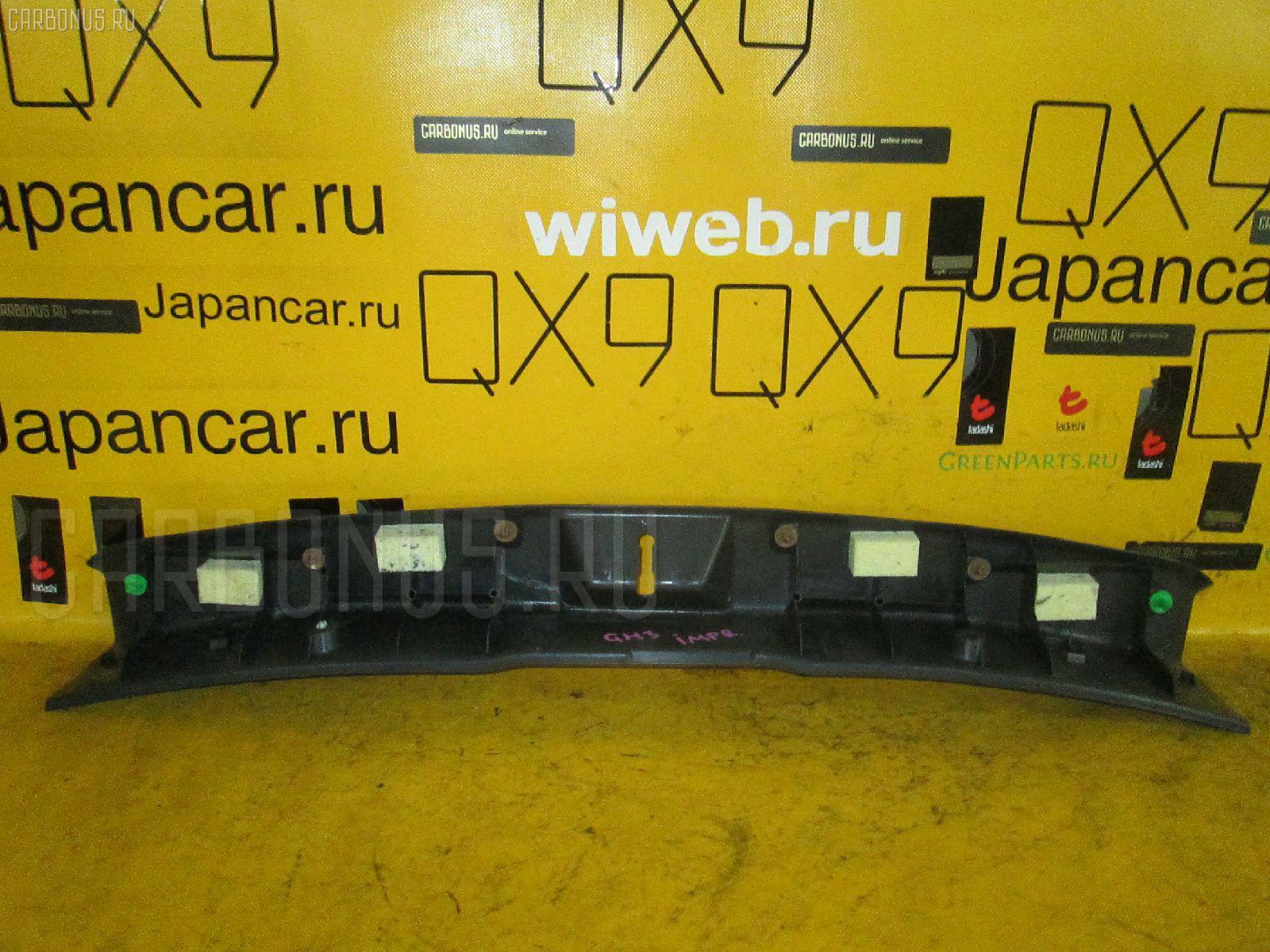 Обшивка багажника SUBARU IMPREZA WAGON GH3 Фото 2