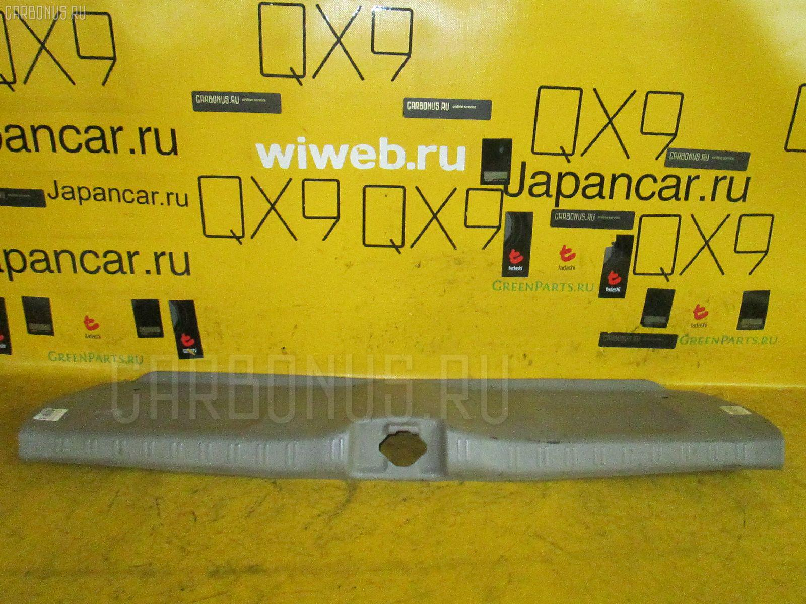 Обшивка багажника HONDA ODYSSEY RA3 Фото 1