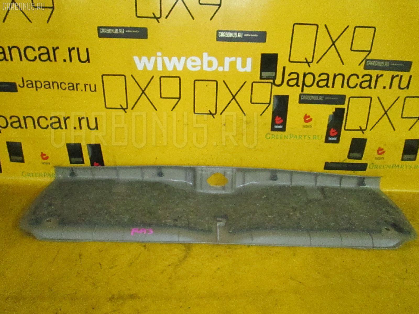 Обшивка багажника HONDA ODYSSEY RA3 Фото 2