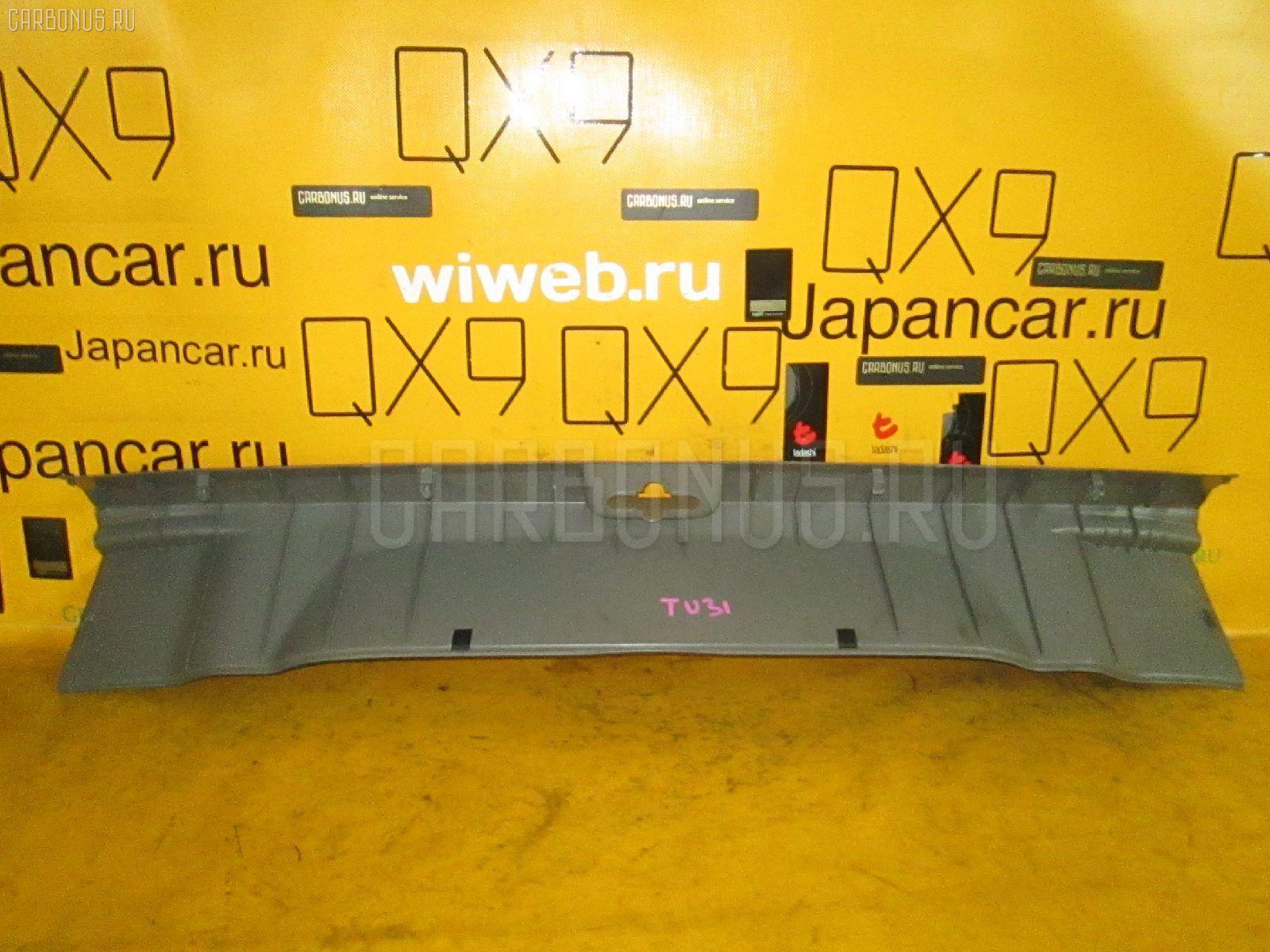 Обшивка багажника NISSAN PRESAGE TU31 Фото 2