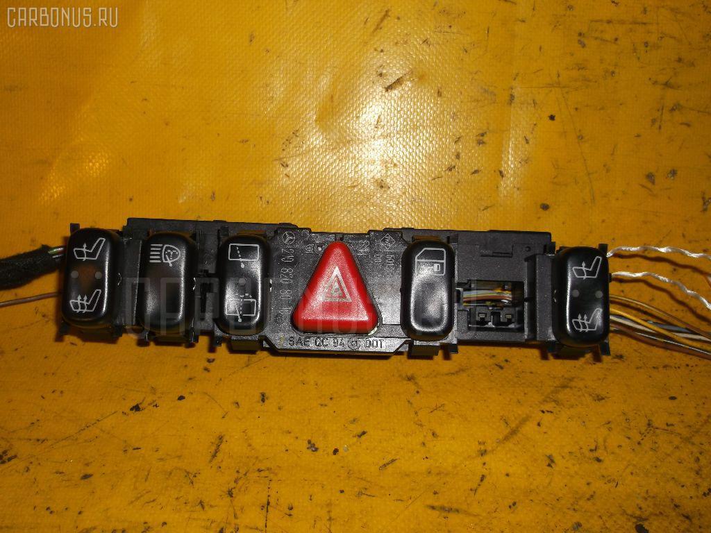 Блок кнопок MERCEDES-BENZ E-CLASS STATION WAGON S210.270 Фото 6